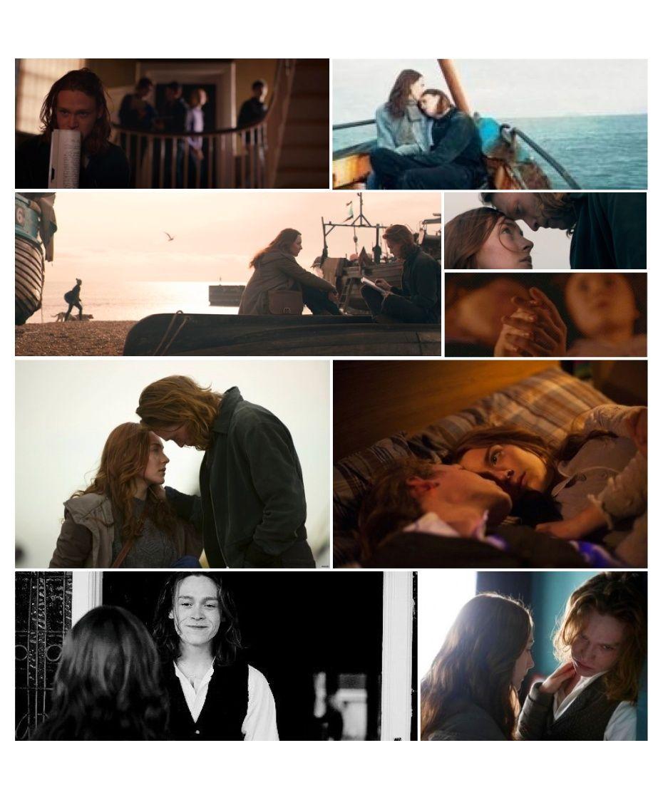 Saoirse Ronan & Caleb Landry