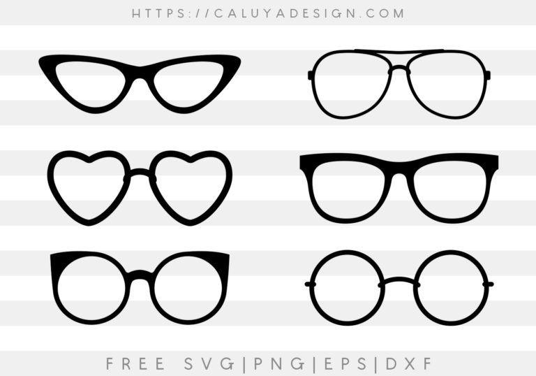 Dog Lover Svg Free Download Svg Png By Caluya Design Free Glasses Nerdy Glasses Svg