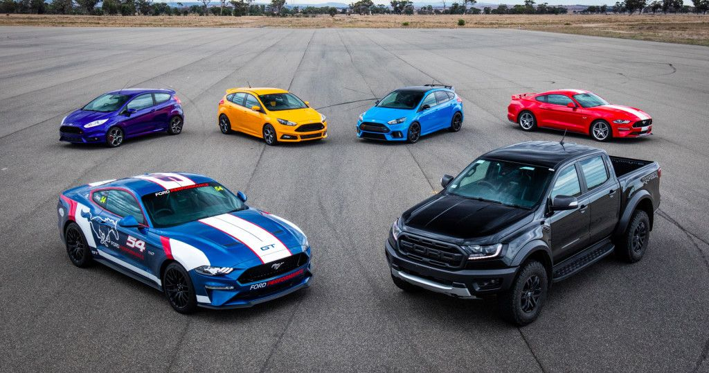 Ford Mustang To Take On Australian Supercars Series From 2019 Performance Cars Ford Mustang Super Cars