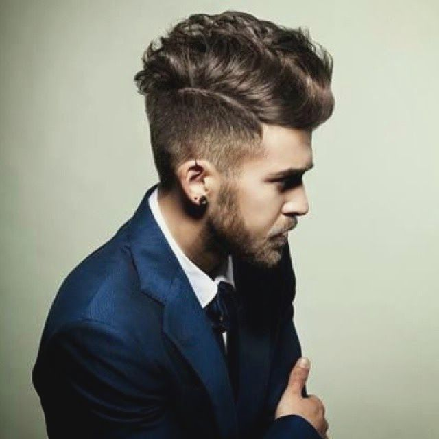 Fine 1000 Images About Hairstyles For Men 2016 On Pinterest Long Short Hairstyles Gunalazisus