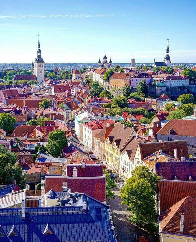 Talllinn, Estland