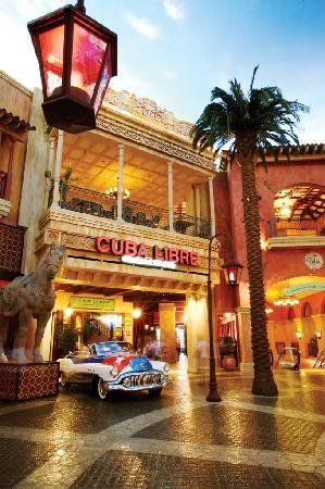 Cuba Libre Restaurant Cuba Libre Cuba Atlantic City