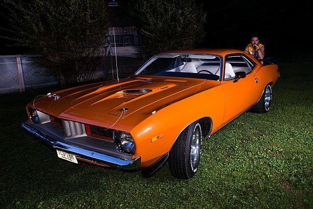'73 Cuda