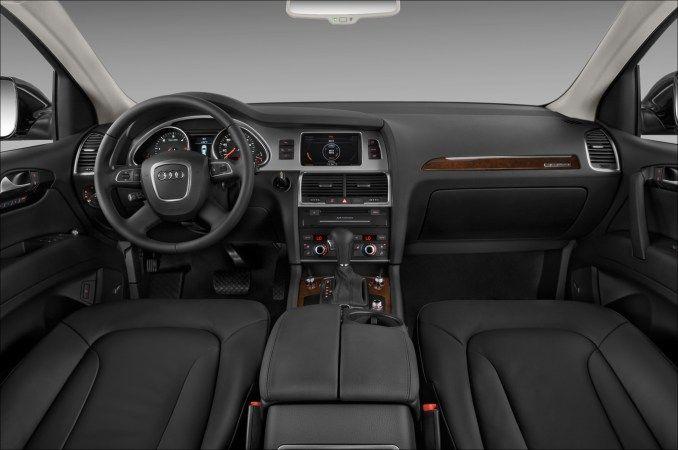 Audi Suv Interior 37