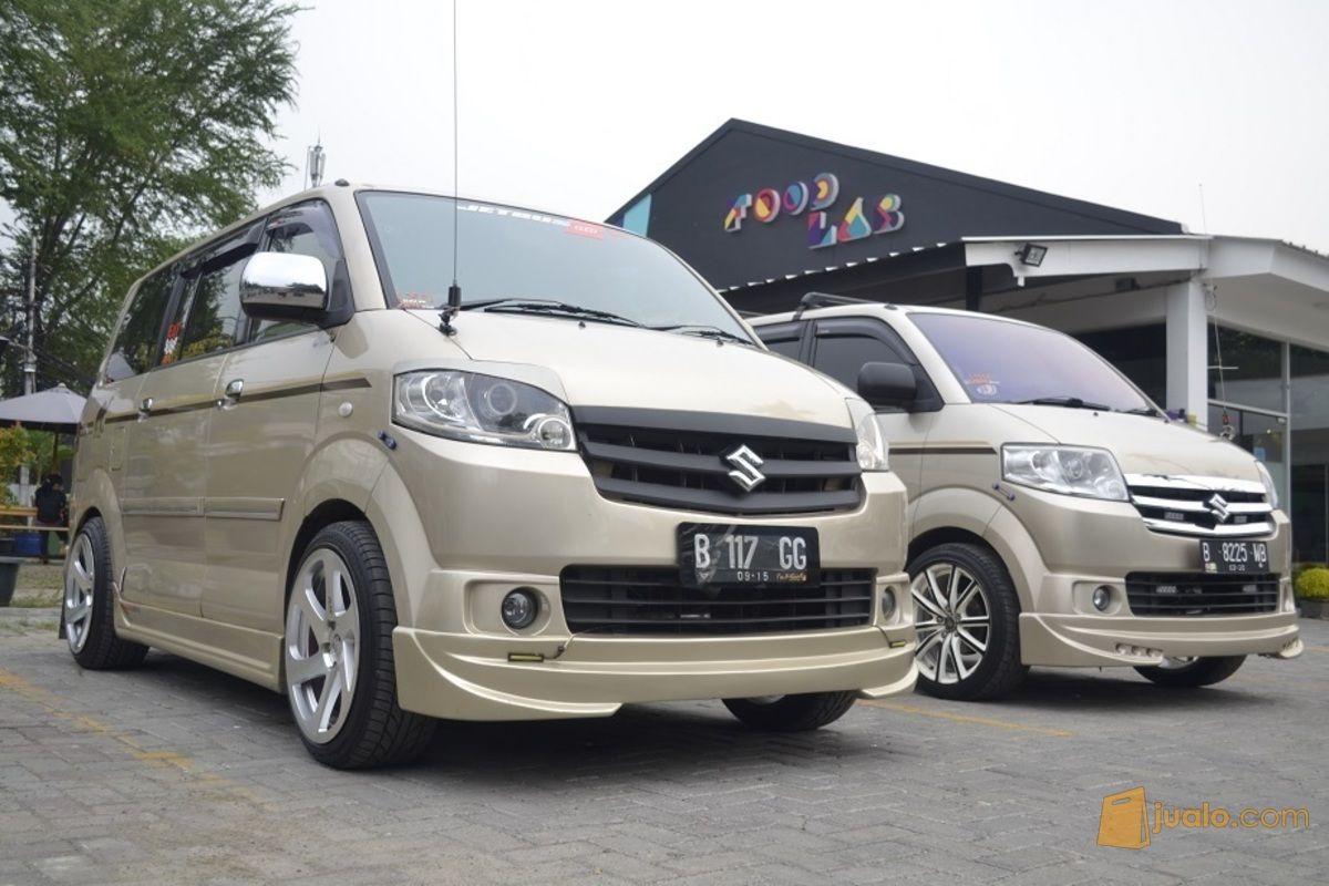 Apv  Upgrade To A Mobil Suzuki