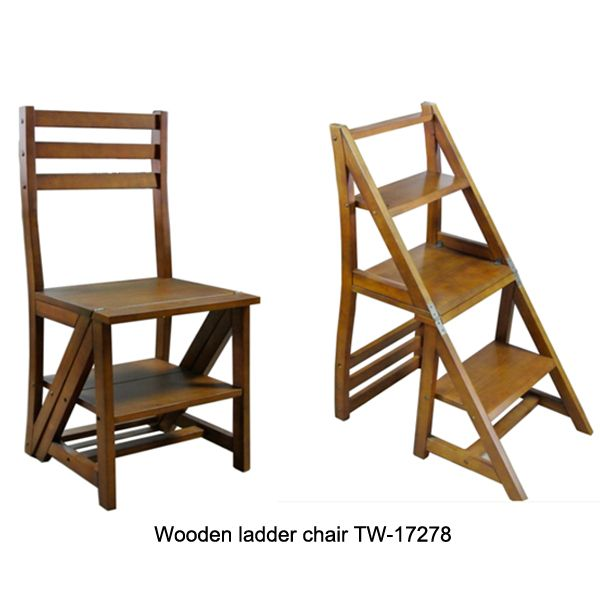 Delightful Ben Franklin Ladder Chair   Genius! Iu0027m Always Climbing On Chairs To Reach