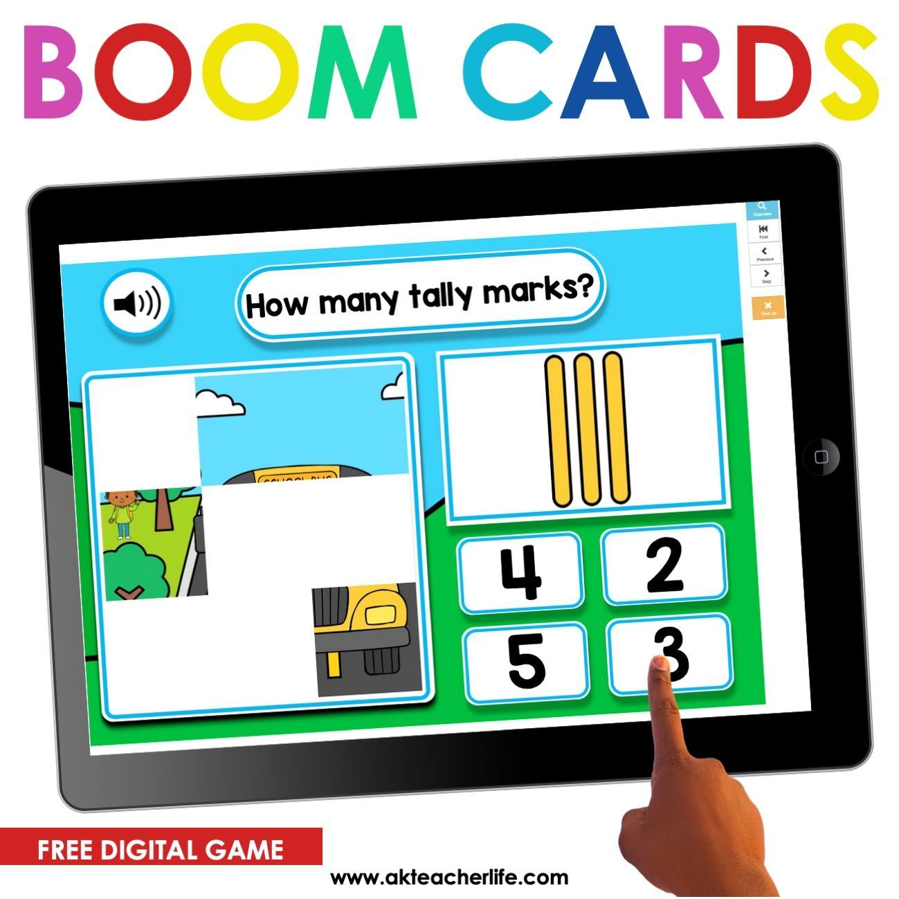 Math Boom Cards For Digital And Distant Learning