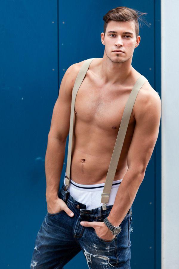 Gay man model blog