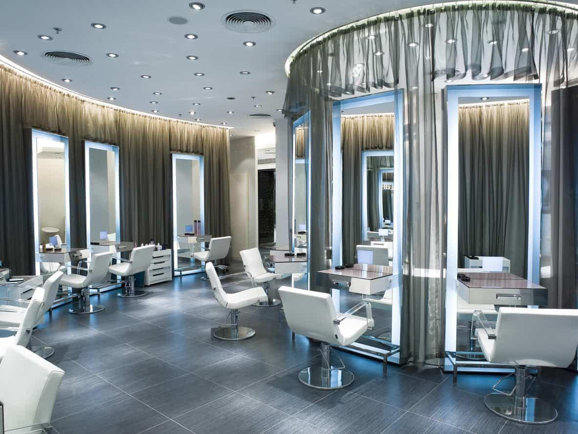 37 Mind Blowing Hair Salon Interior Design Ideas Salon Interior Design Salon Interior Design Ideas Salon Interior
