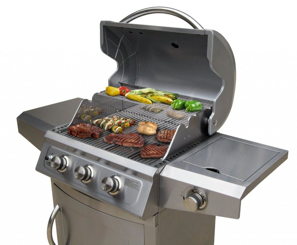 Superbe Landmann 42211 Falcon Gas Grill Review | Grill2Day