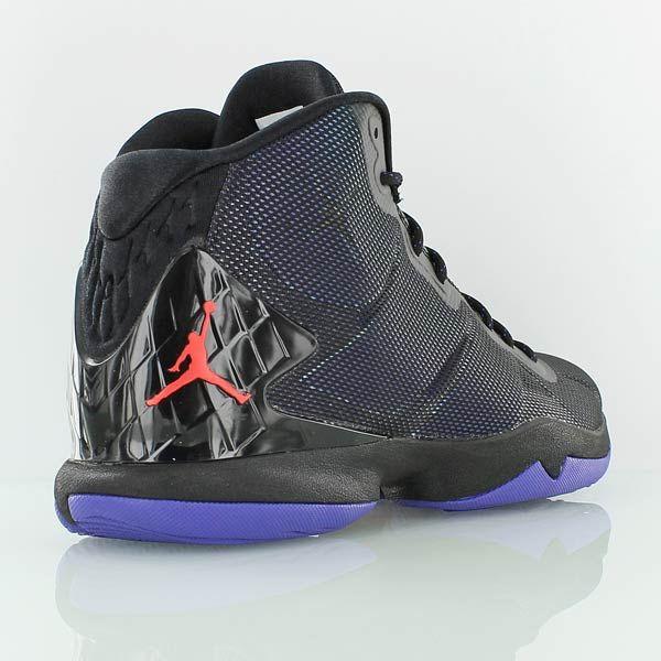 JORDAN SUPER.FLY 4 noir/infrarouge 23/violet/bleu