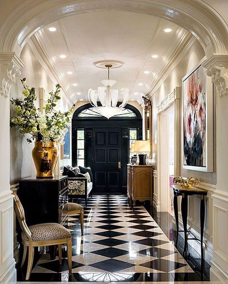 Hill Interiors , Hallway