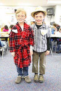 dress up on 100th day of school