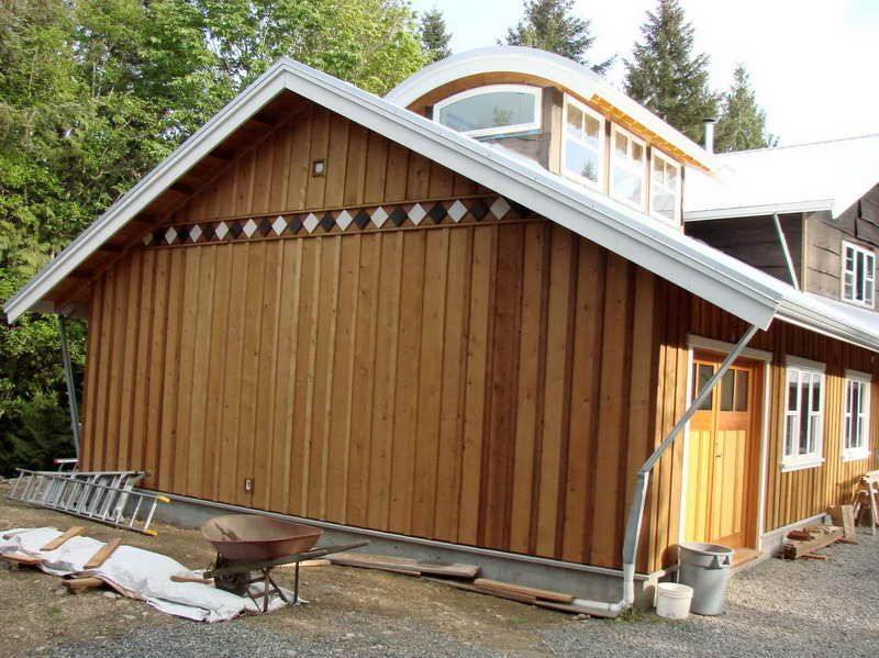 Houses with Board and Batten Siding | Board Batten Wood Siding ...