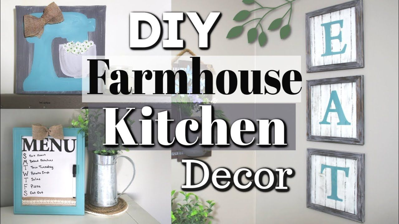 Diy Dollar Tree Home Decor 2019 Dollar Tree Farmhouse Decor Diy