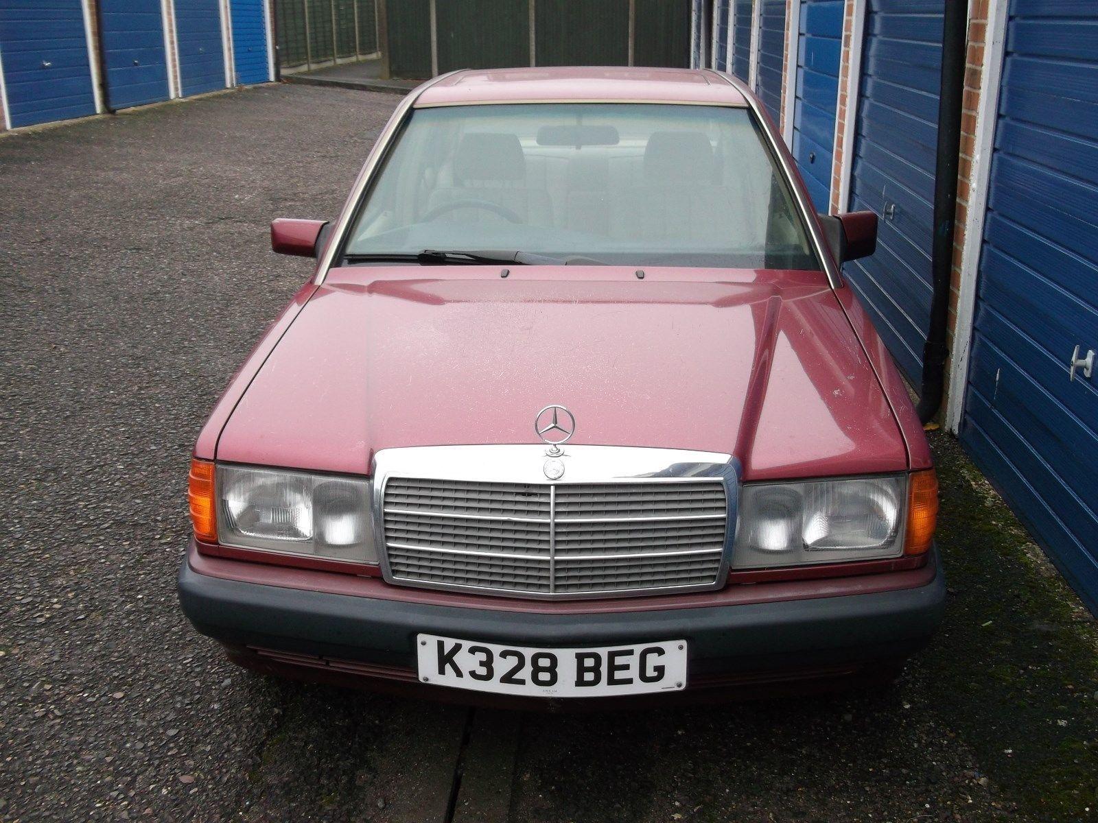 eBay: Mercedes Benz 190E 2.0 #classiccars #cars | UK Classic Cars ...