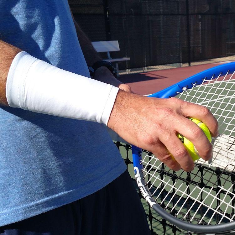 Tennis Wrist Compression Sleeve Im Sports Compression Sleeves Compression Sleeves
