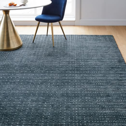 Graduated Dot Rug With Images Solid Color Rug Rugs Solid Rugs