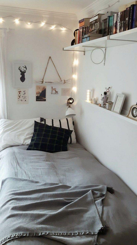 ✔ 72 dorm room essentials create a stylish space for lounging, studying & sleeping 53 #tumblrroom 72 Dorm Room Essentials Create a Stylish Space for Lounging, Studying & Sleeping #dormroomideas #dormroom : solnet-sy.com #dormroomideas