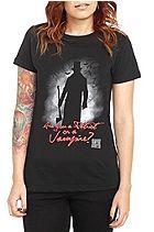 Abraham Lincoln: Vampire Hunter Patriot Or Vampire Girls T-Shirt Sku 182620