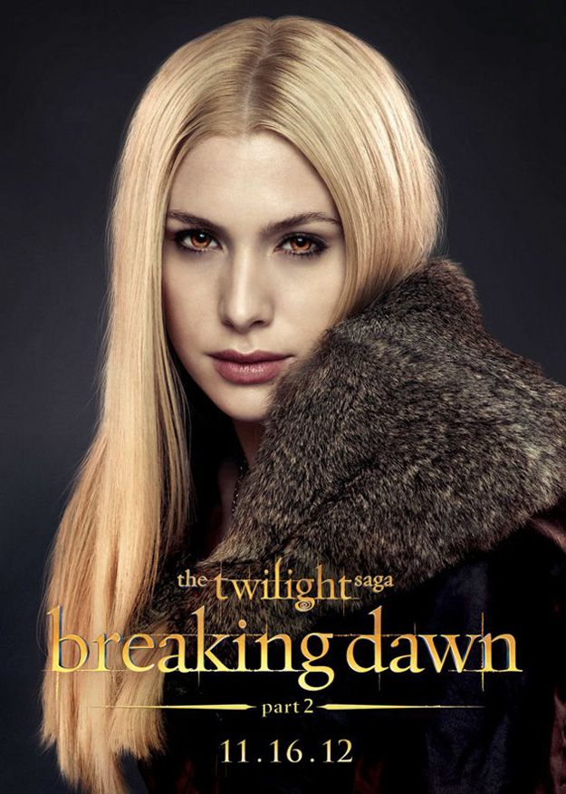 Breaking Dawn Part 2 Character Posters Secondary Characters Get