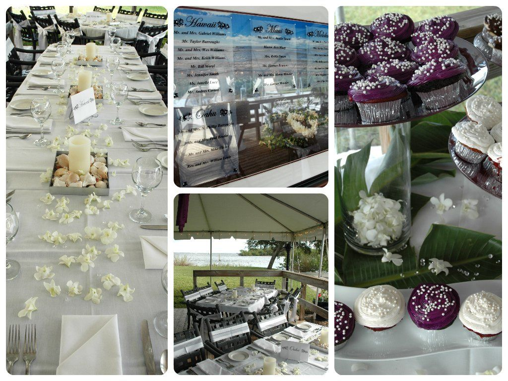 Melbourne Fl Event Decorating Blog Hawaii Inspired Wedding