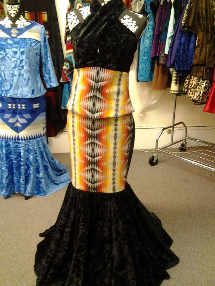 American Indian Prom Dresses