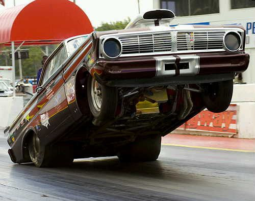 1965 Ford Falcon Sprint 1 4 Mile Drag Racing Ford Falcon Drag