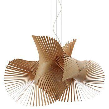 Mini Mikado Pendant In 2020 Wood Pendant Light Pendant