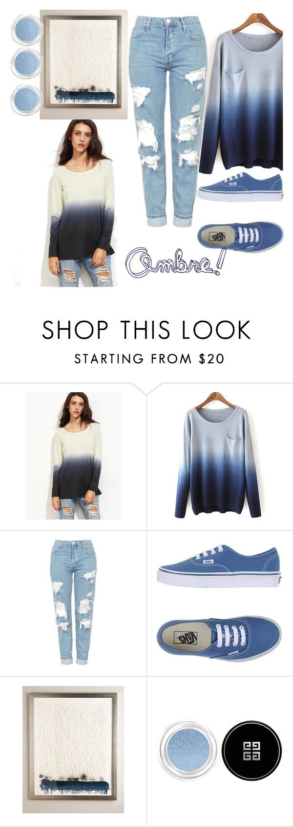 """Om Bre"" by jokhaiyyah on Polyvore featuring Topshop, Vans and Givenchy"