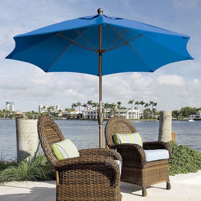 Octagon Classic Umbrella W Pole Commercial Umbrellas Upbeat Com Commercial Umbrellas Patio Umbrellas Patio