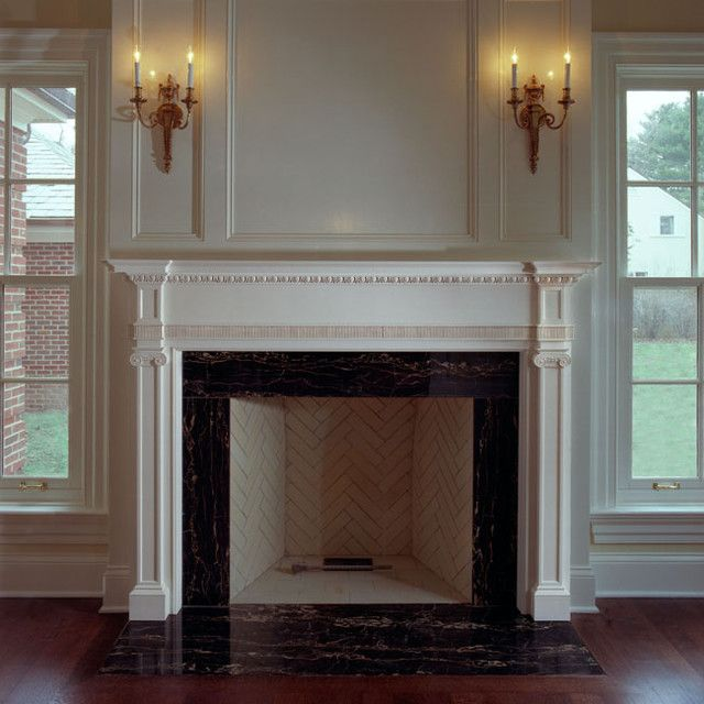 Mantle and Room