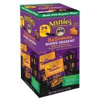 Annie's Homegrown Halloween Bunny Graham Pack$8.77 http://tinyurl.com/mqlyy9a