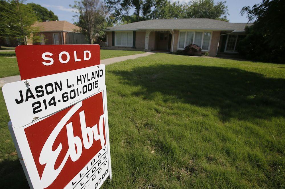 Case Shiller Dallas Area House Price Gains Smallest Since Last