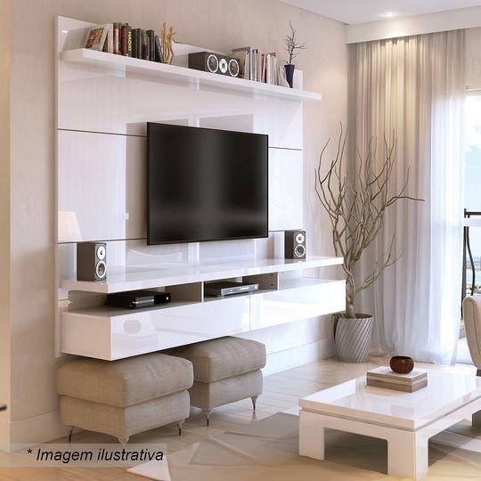 Pin de Ivonete Dos Santos en home sala de TV vem decorar | Pinterest ...