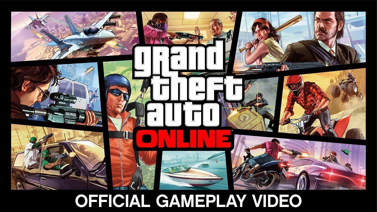 Grand Theft Auto Online, Rockstar Games' Online