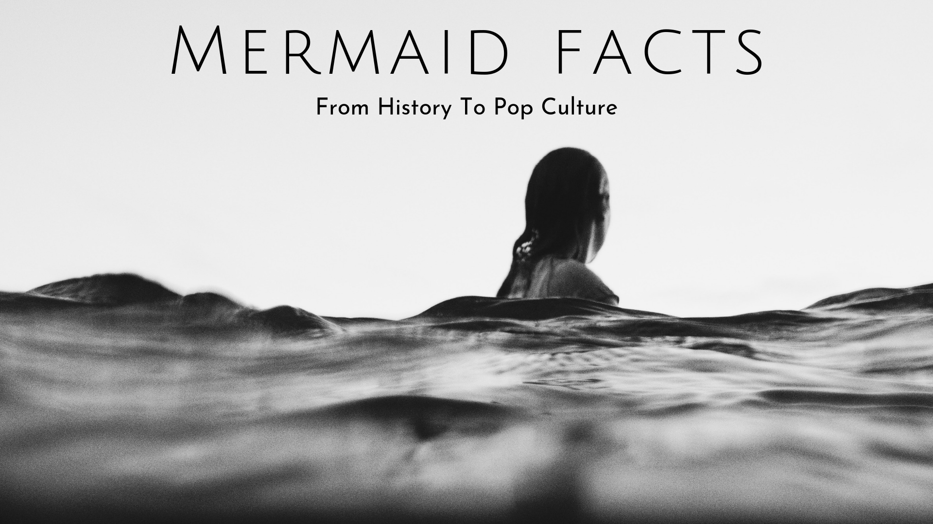 Mermaid Facts From History To Pop Culture Now You Know In 2020 Mermaid History Mermaid Stories Real Mermaids