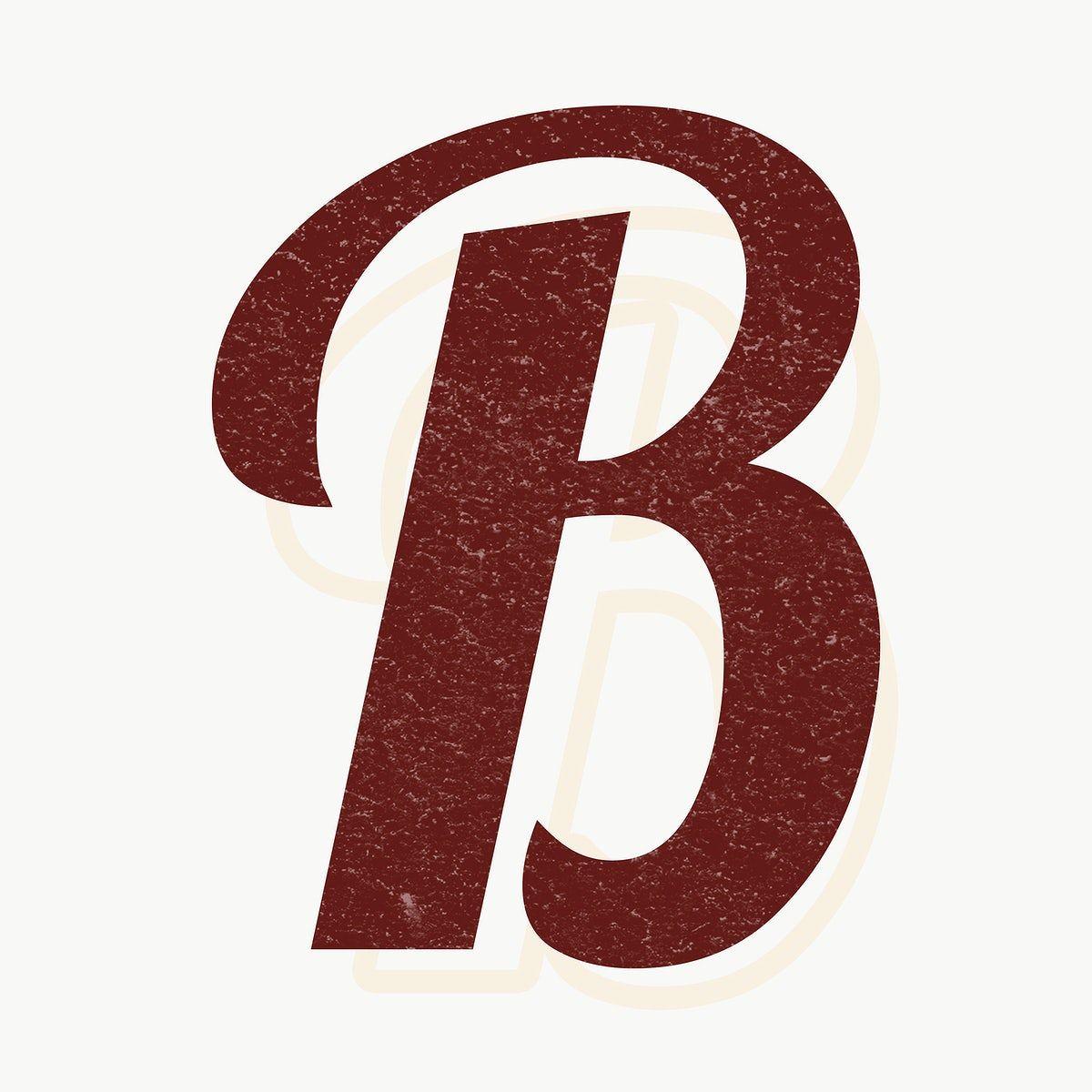 Alphabet Letter B Vintage Handwriting Cursive Font Png With Transparent Background Free Image By Cursive Fonts Handwritten Cursive Fonts Cursive Handwriting