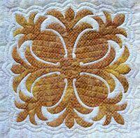 Hawaiian quilt patterns, Hawaiian quilts, kits from Quilt Hawaiian to purchase