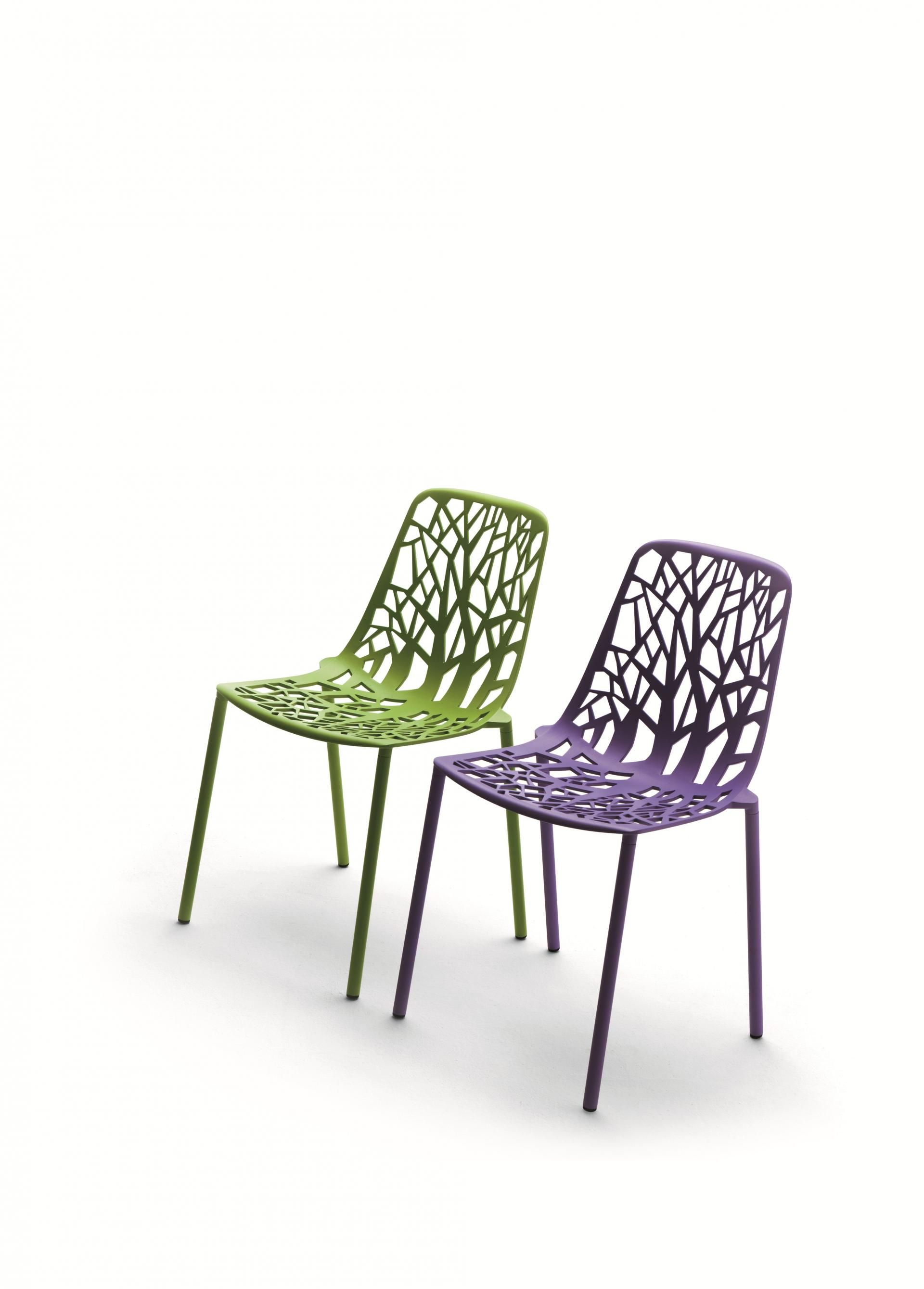 Forest by FAST S.p.A.  Archello  Outdoor chairs, Garden chairs
