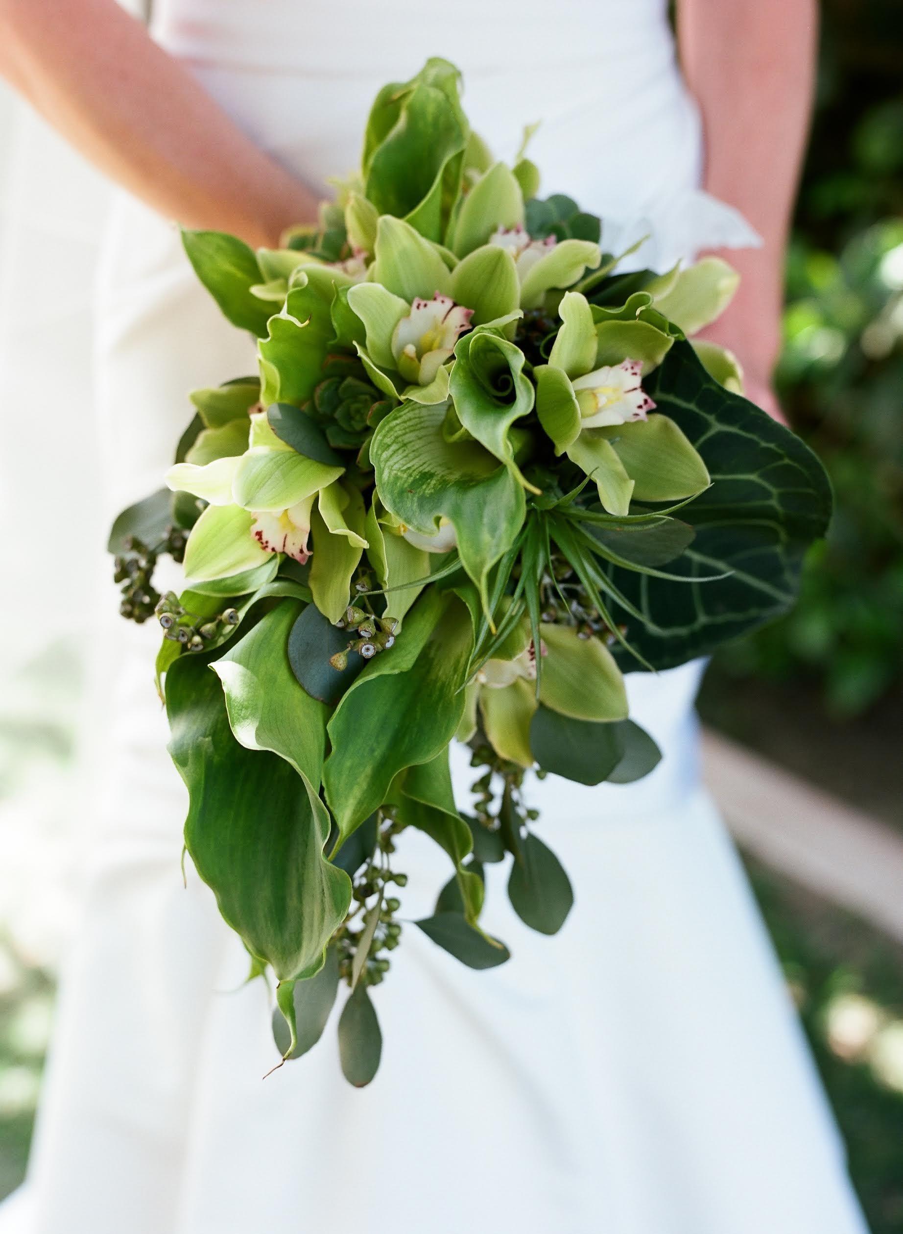Bridal Bouquet, Artisan Event Floral Decor - Rancho Mirage Wedding  http://caratsandcake.com/mollyandted
