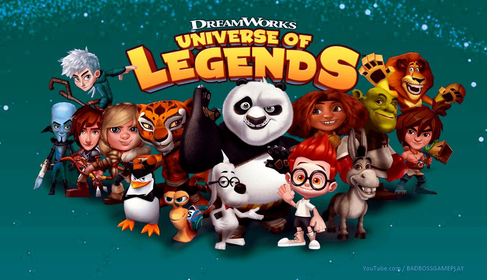 Your favorite DreamWorks Heroes (& Villains!) from Kung Fu