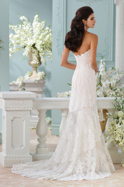 Eliana | David Tutera | Mon Cheri Bridals | Available at Lulu\'s ...