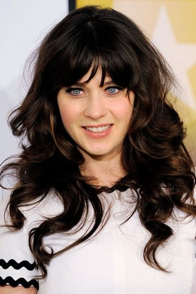 hair color ideas pale skin  Google Search  fashion and such  Zooey deschanel hair, Hair color