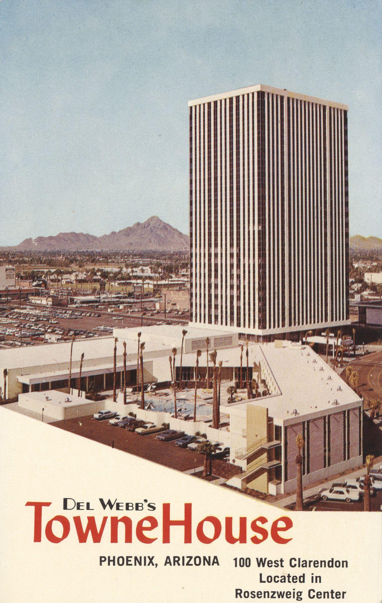 Del Webb's TowneHouse Phoenix, Arizona Arizona