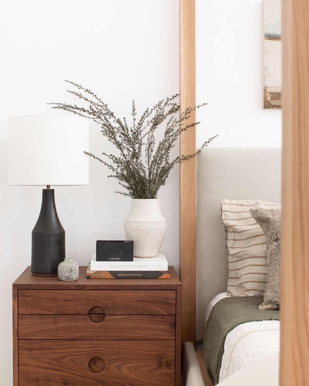 "Shoppe Amber Interiors on Instagram: ""A bedside table worth waking"