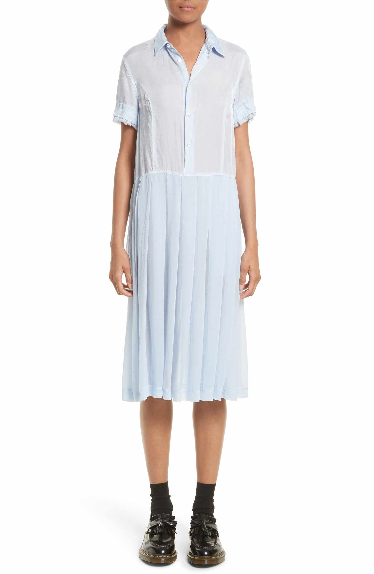 6aed47b7864e Main Image - Tricot Comme des Garçons Shirtdress | clothes | Shirt ...