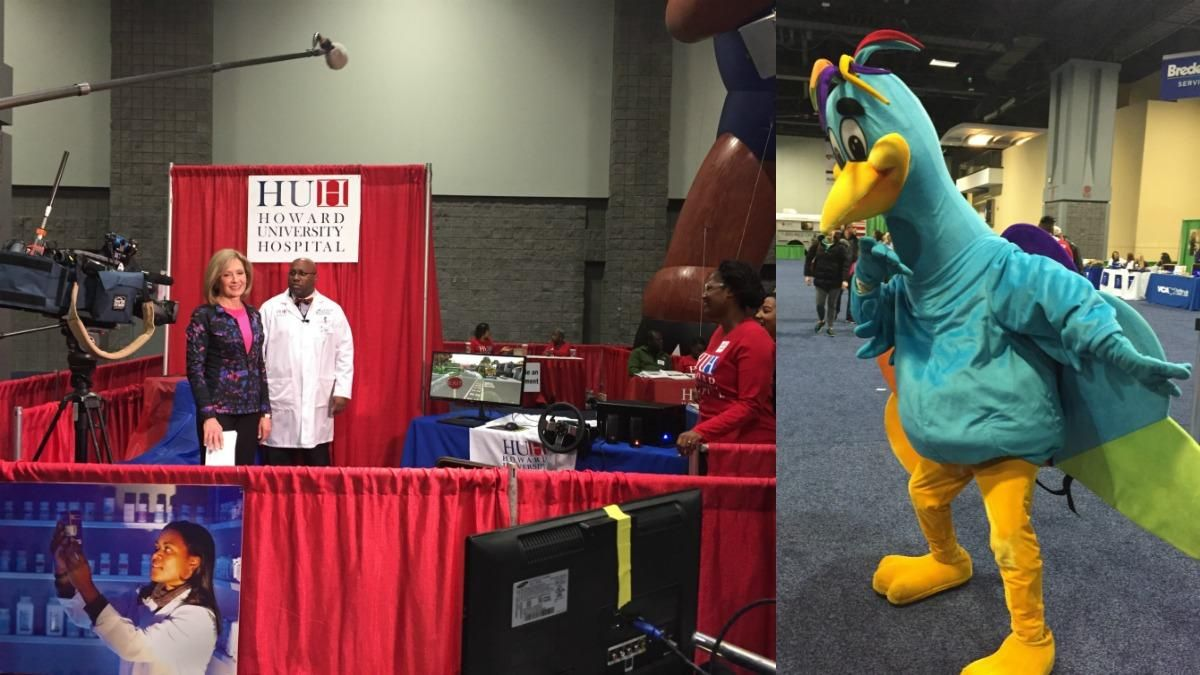 NBC4 Health and Fitness Expo Closes: 'Overall, It Was a 10'