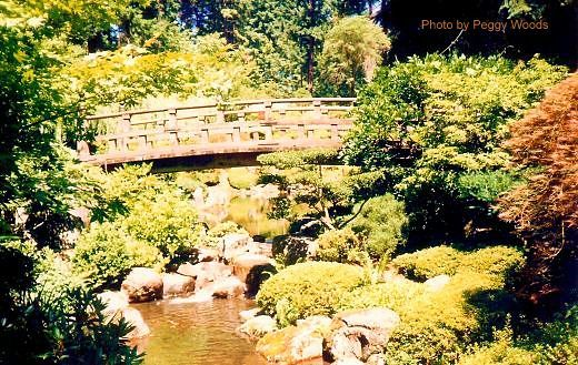 Finding Serenity in the Japanese Garden of Portland, Oregon