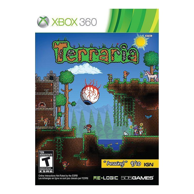 Terraria for Xbox 360, Multicolor